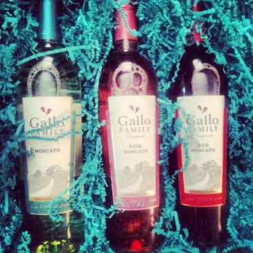 Moscato Wine, Gallo Wine