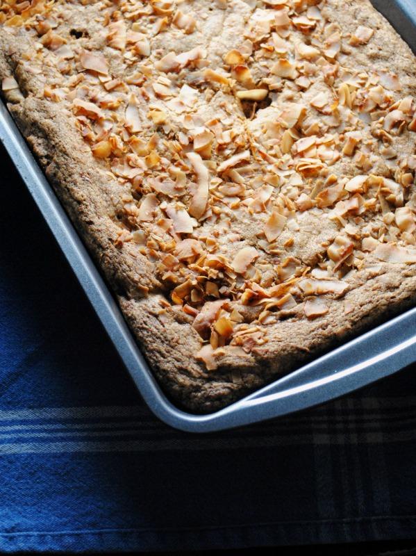 Coconut Mango Bread Pan De Coco Y Mango Sweet Life