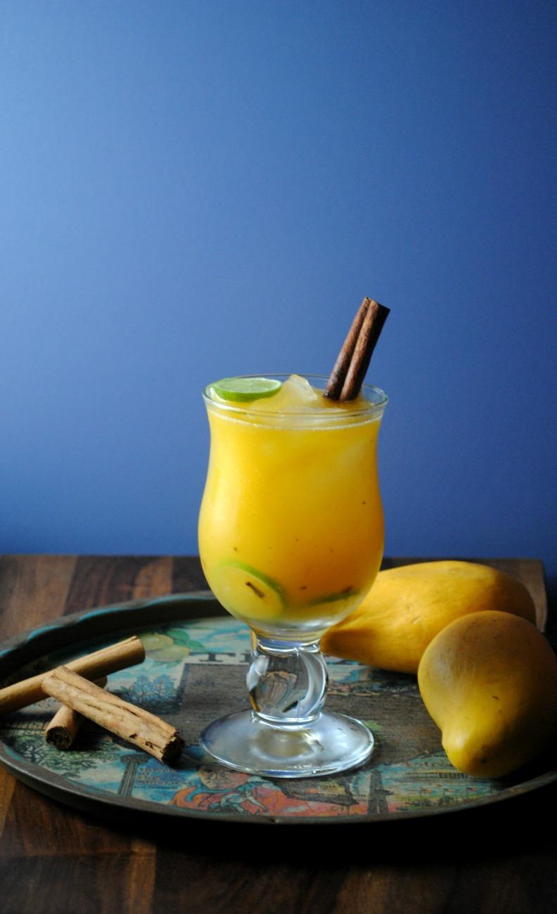 The Mangarita cocktail from sweetlifebake.com
