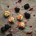 Key Lime Blackberry Bonbons