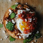 Mexican Breakfast Pizza