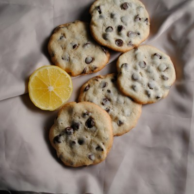 Valley Lemon Chocolate Chip Cookies