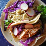 CHICKEN TACOS TWO WAYS