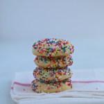 Confetti Cookies