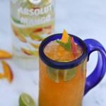 Absolut Mango Cooler
