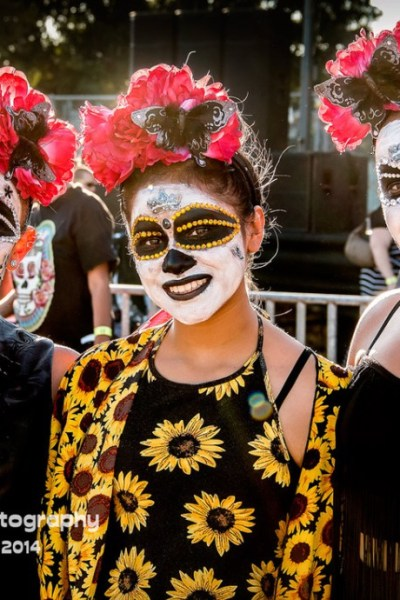 Travel Texas: 4th Annual Día de los Muertos Music Festival in Austin, Texas with Easter Seals Central Texas