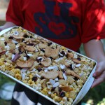 Easy Cereal Snack Mix