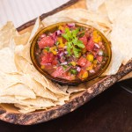 Ruby Red Grapefruit Salsa