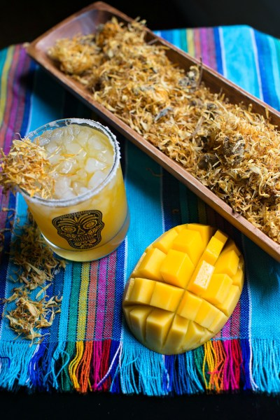 Mango Marigold Margarita