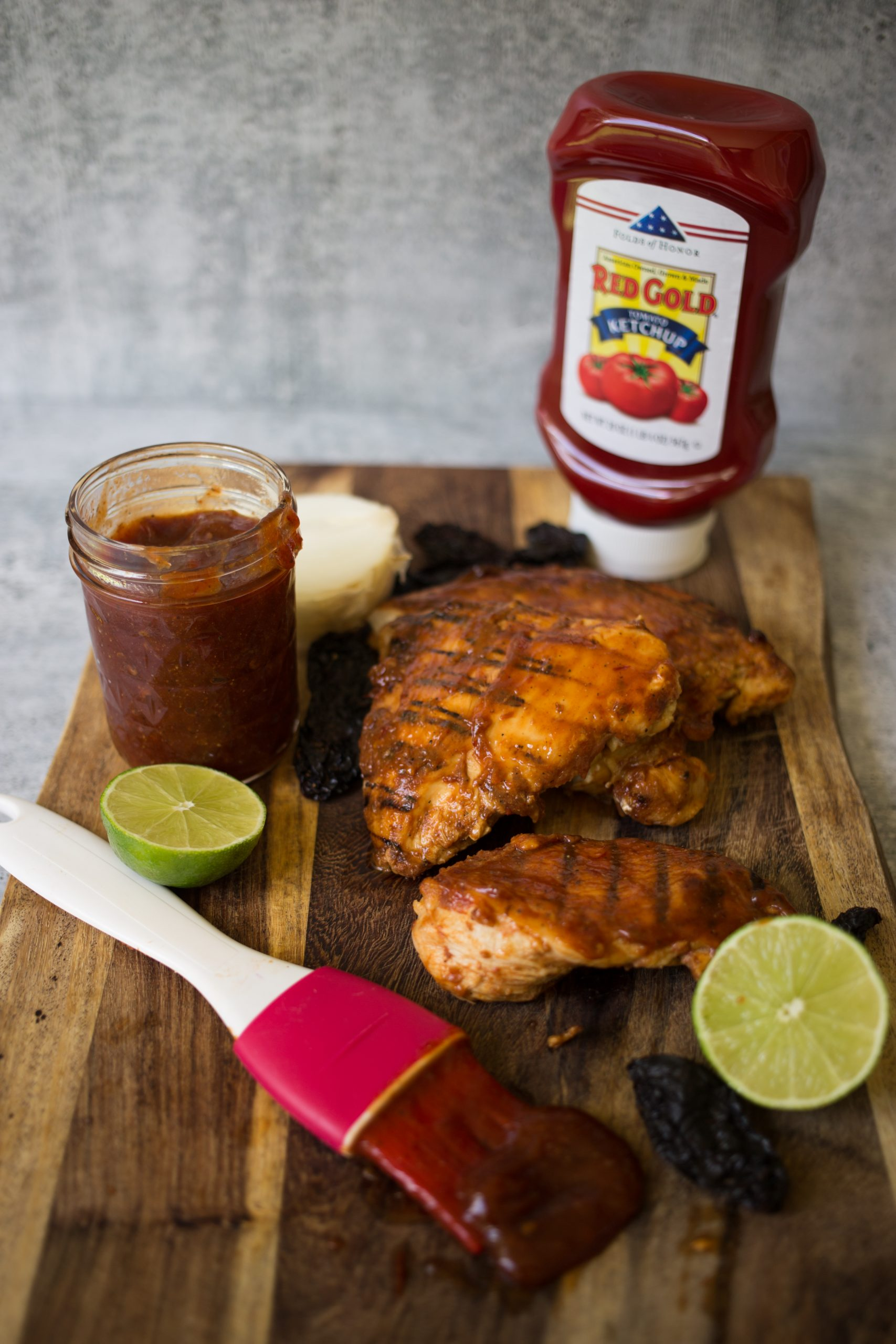 Easy Chipotle Grilled Chicken recipe