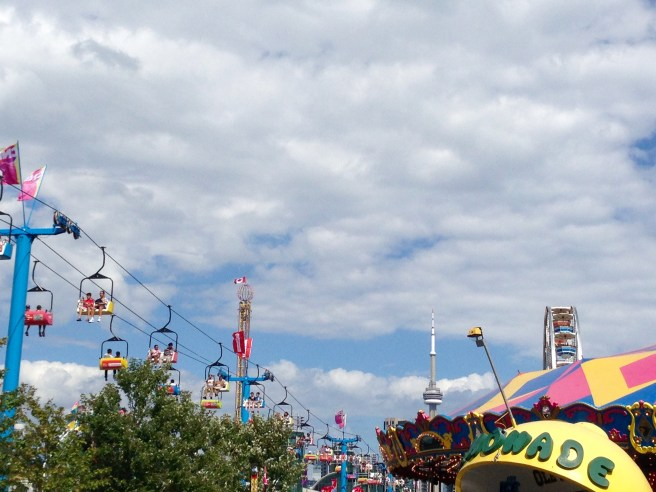 The Canadian National Exhibition (The Ex)