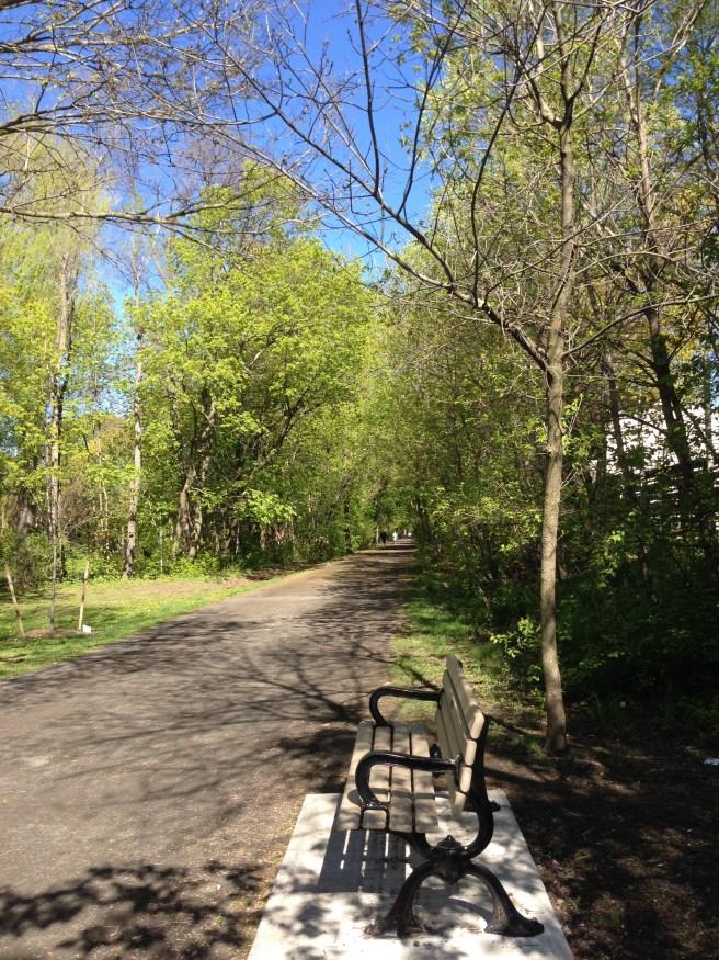 Toronto's Beltline Trail