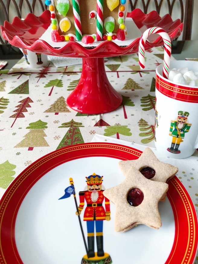 Christmas Nutcracker Plates & Mugs