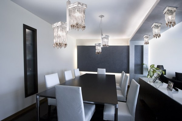 Beautiful Interiors Lighting Design  for love of fashion and design