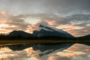 Mount Rundle Sunrise