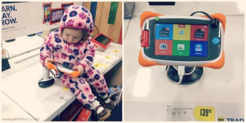 Cool Tech products for kids Nabi Jr tablet at Best Buy #OneBuyForAll #shop #cbias