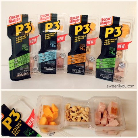 Oscar Mayer P3 Portable Protein Packs! #PortableProtein, #MeatCheeseNuts, #shop #cbias