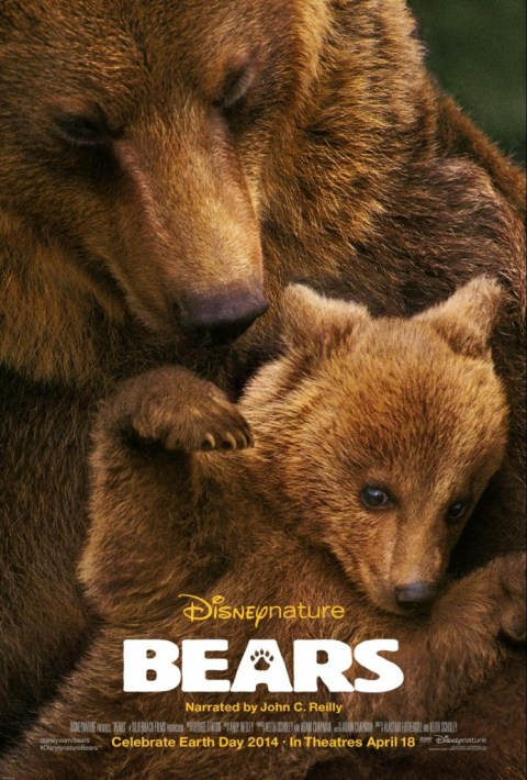 Disneynature Bears 4/18 #disney #disneynature #bears