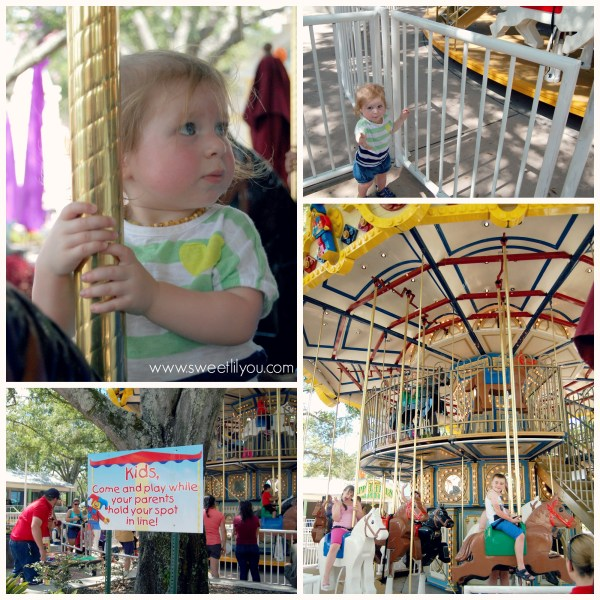 Carousel Legoland FL