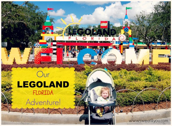 Legoland Florida with a toddler #legoland #florida #vacation #amusementparks #toddlers #kids