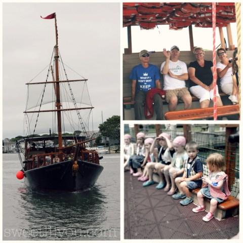 Pirate Adventure Hyannis Boat