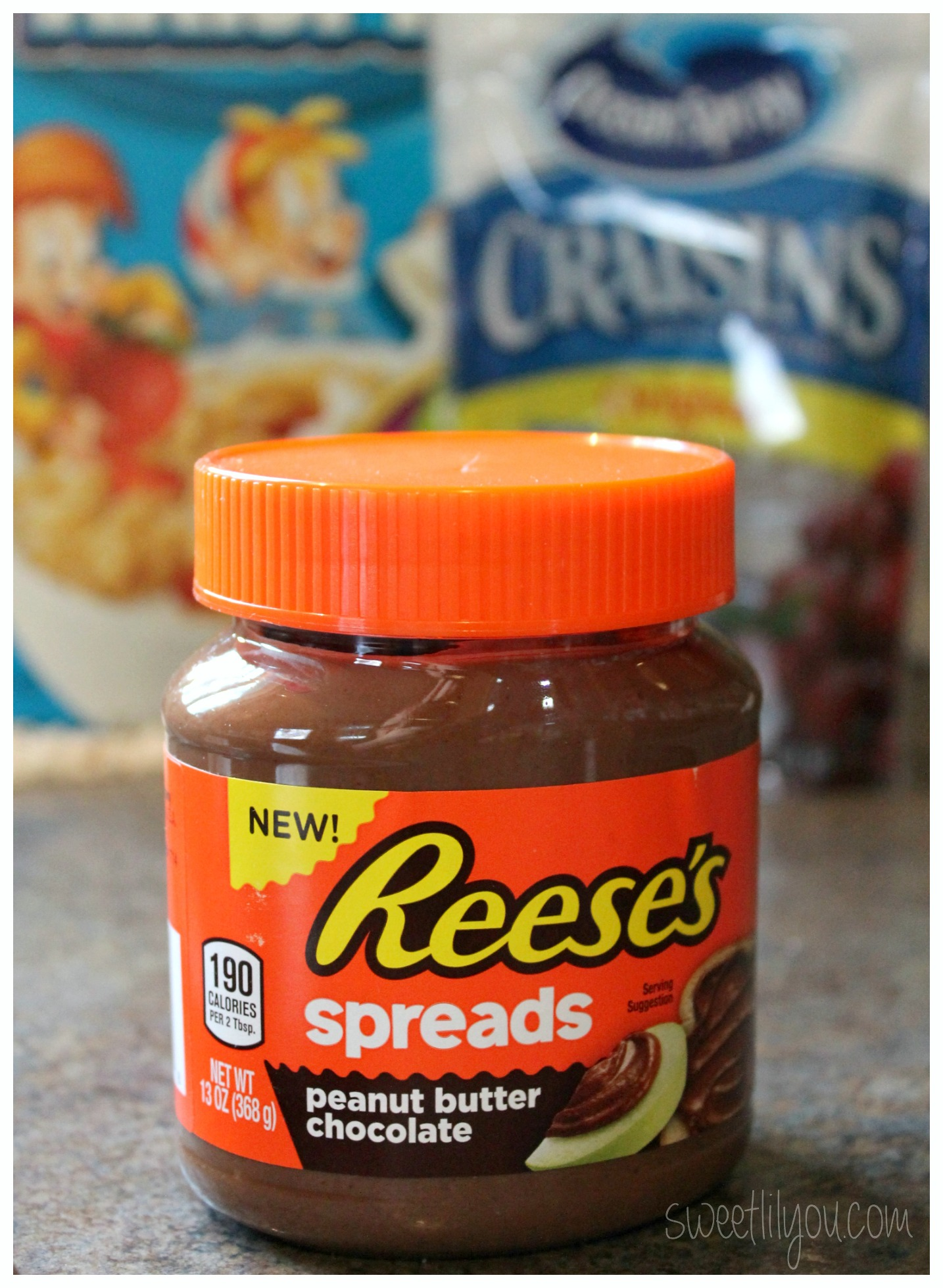 Crispy Cereal Snack Bites with Reese's Spreads! # ...