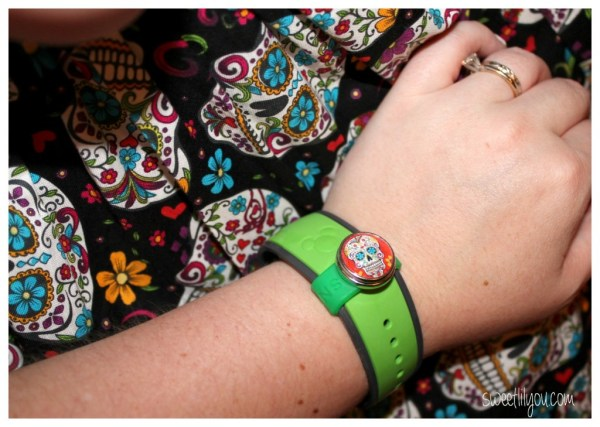 sugar skull magic band snapdragon