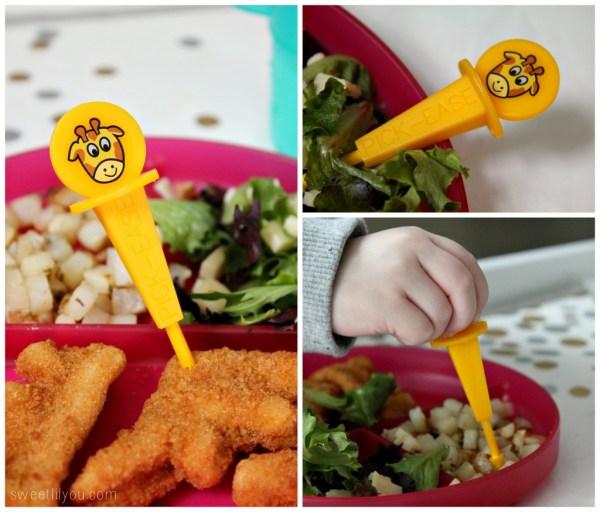 pick-ease toddler utensils