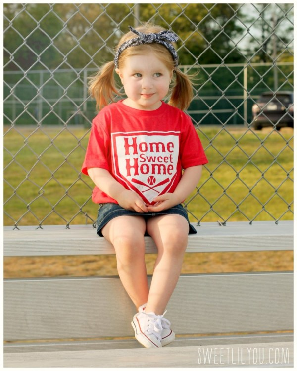 Home Sweet Home Tee cute toddler style Baseball