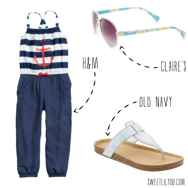 Nautical Style for Girls