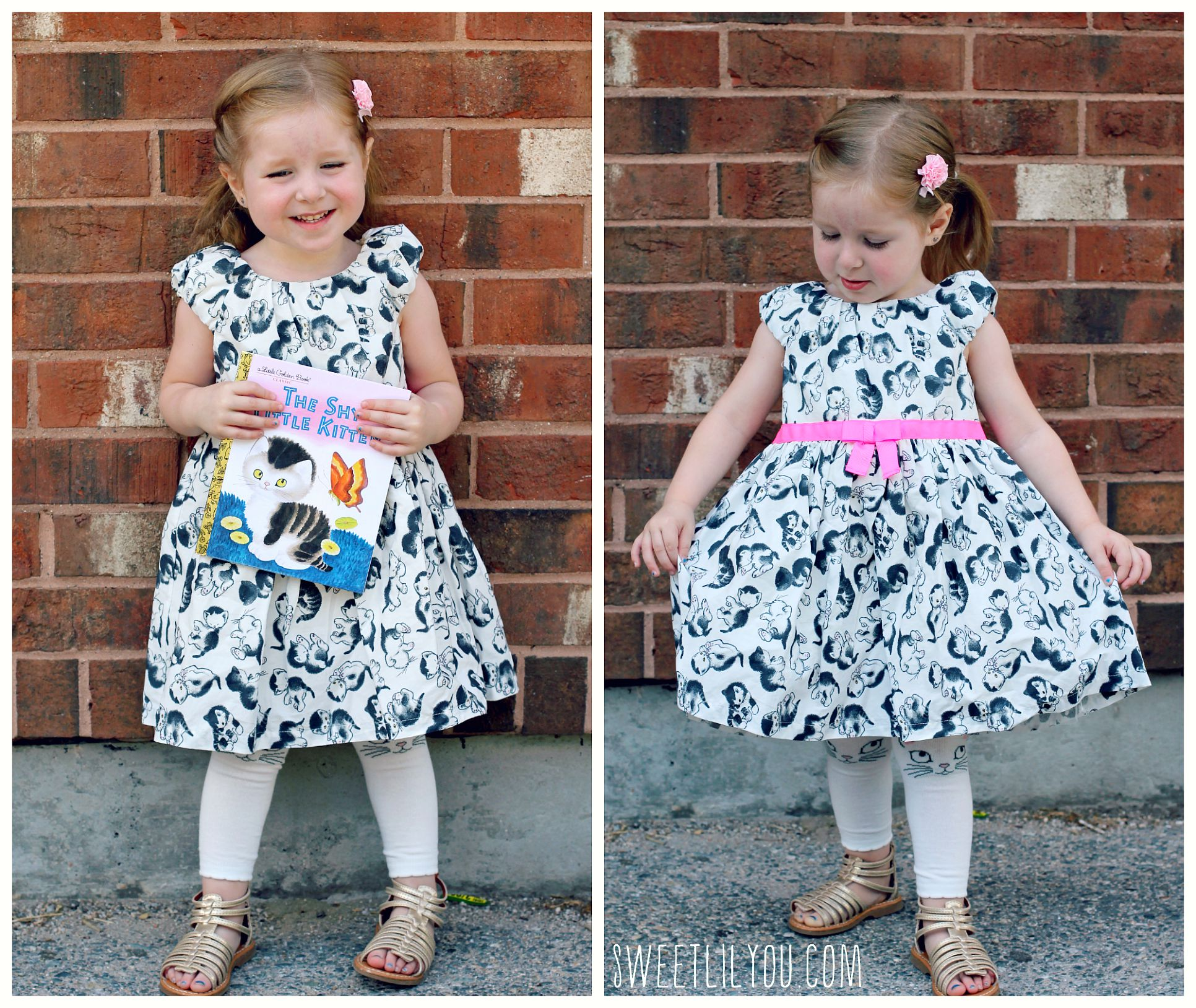 6c2a49cb1 ... Target The Shy Little Kitten at the playground · Cat dress for toddlers  ...