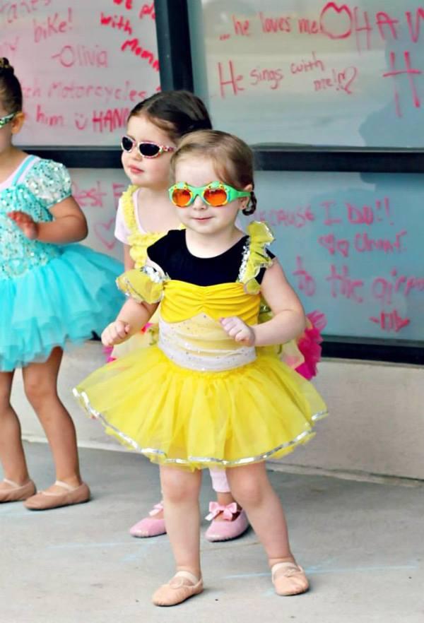 preschool dance class Rhode Island