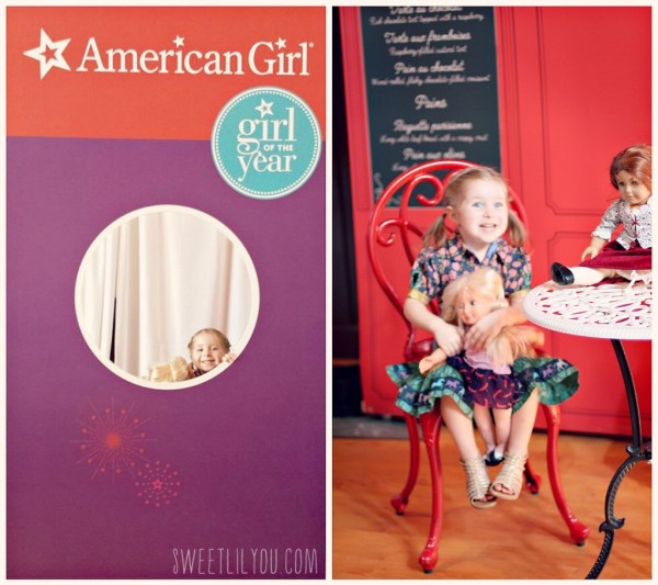 American Girl Doll Photo Ops