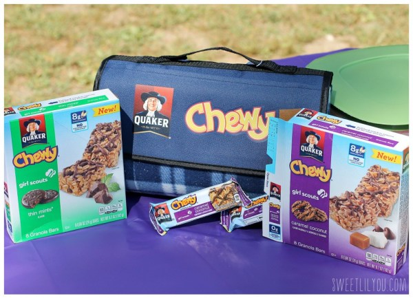 Quaker Summer Fun Kit Giveaway