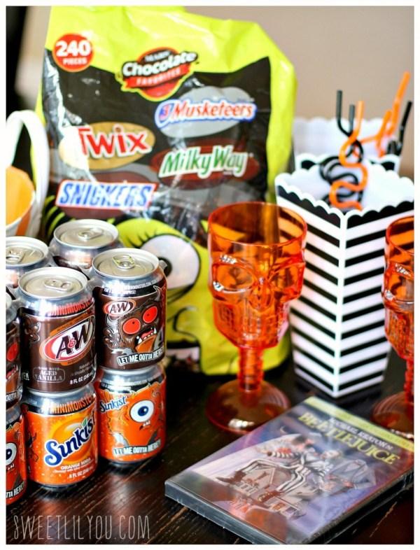 Mars Candy Boo Kit