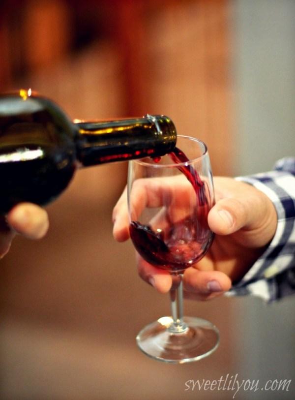 Wine Tasting at Pelligrini Vineyards