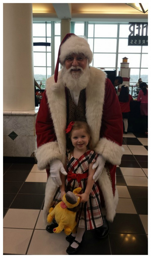 Emeral Square Mall Santa