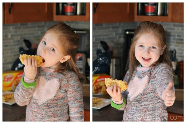Avery loves this sandwich