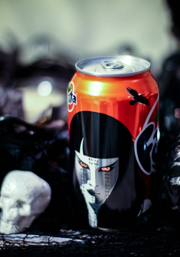 Halloween Designs Fanta