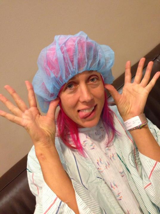 Kat - surgical cap