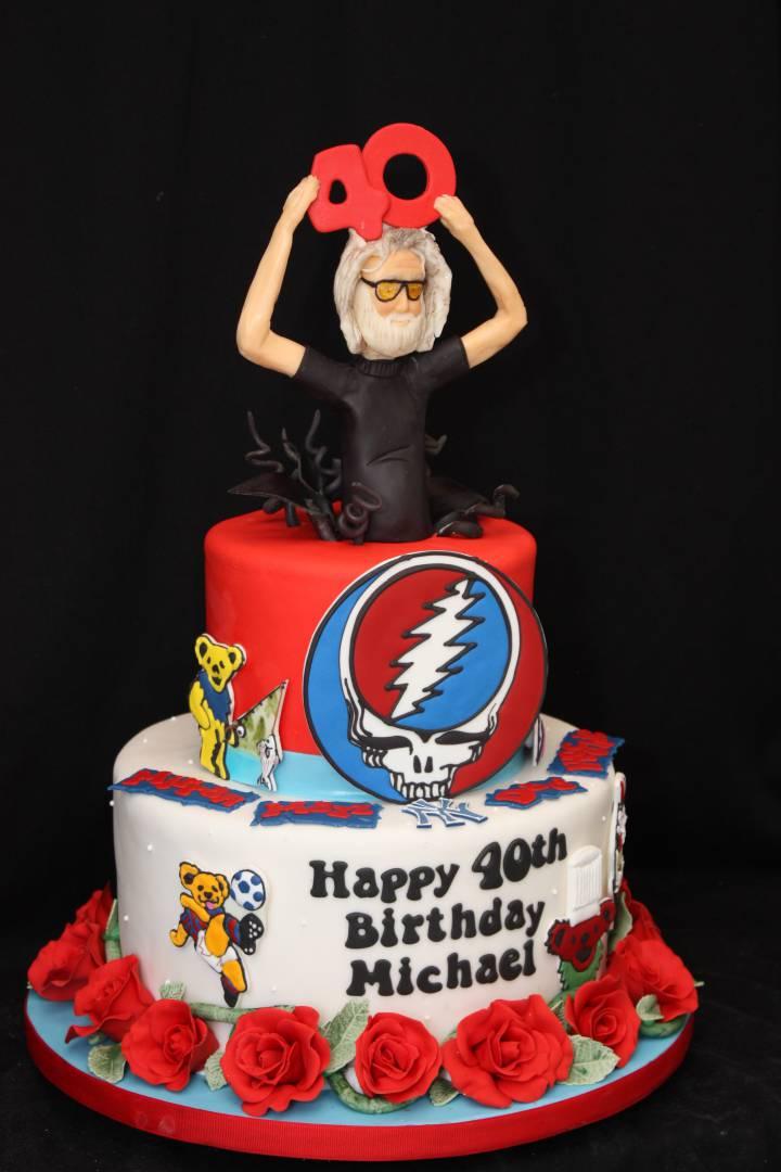 Birthdays Sweet Lisas Exquisite Cakes