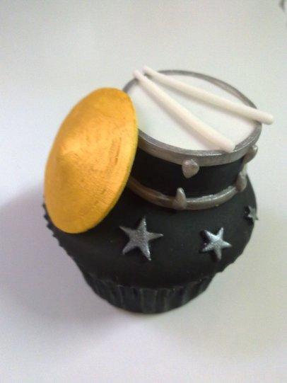 Cupcake batería