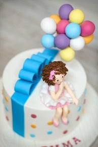 Cumpleaños con globos