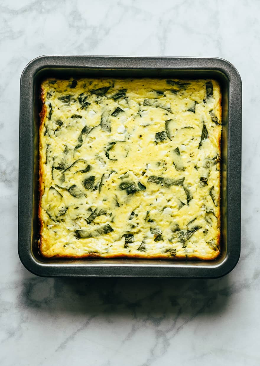 the best keto quiche