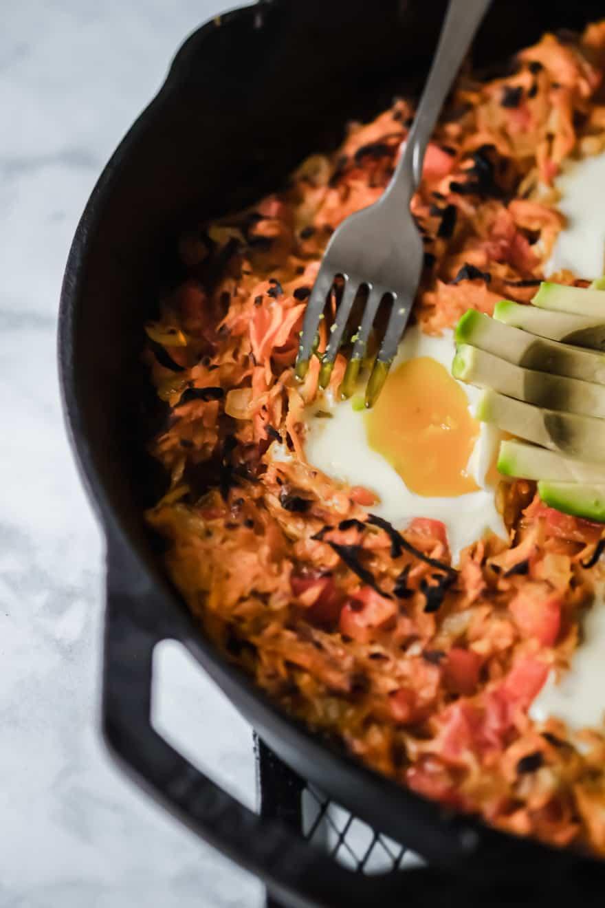 Whole30 Sweet Potato Breakfast Casserole