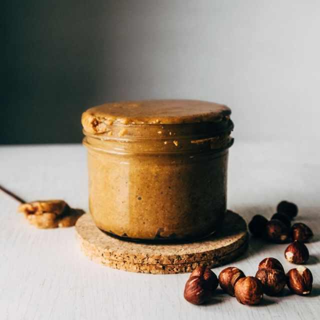 Maple  Cardamom Hazelnut Butter