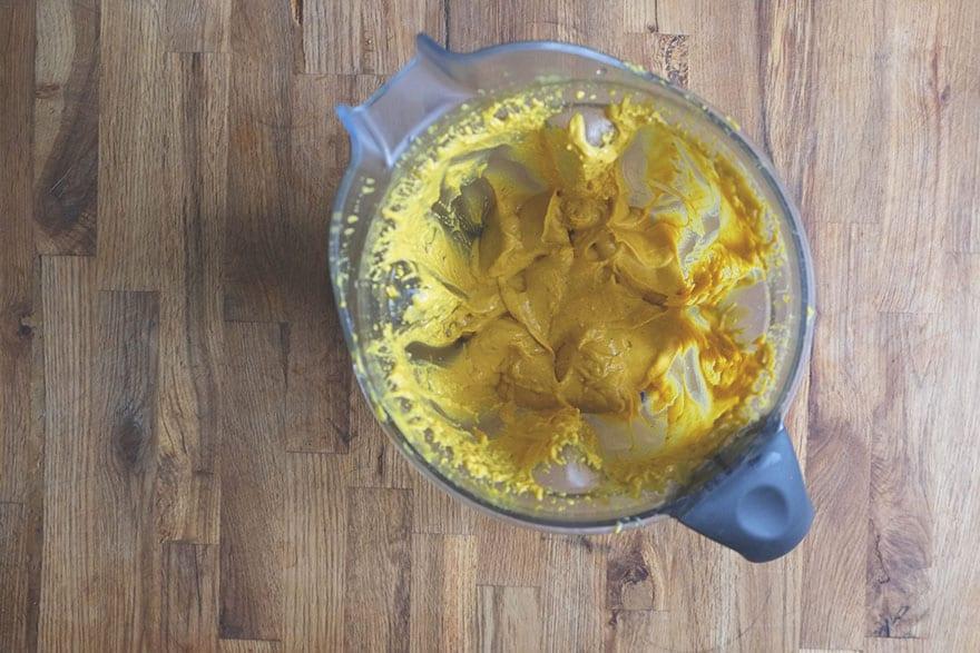 pumpkin cauliflower risotto. #paleo #grainfree #creamy
