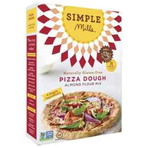 simple mills pizza dough