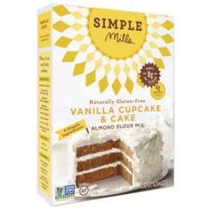 simple mills cake
