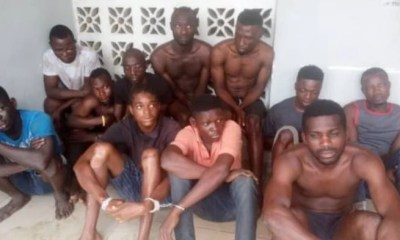 Sweetloaded cult-700x393-1 Faces Of Cultists Arrested While Carrying Out Initiations In Lagos (Photo) gist  Snowz